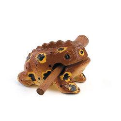 Guiro grenouille