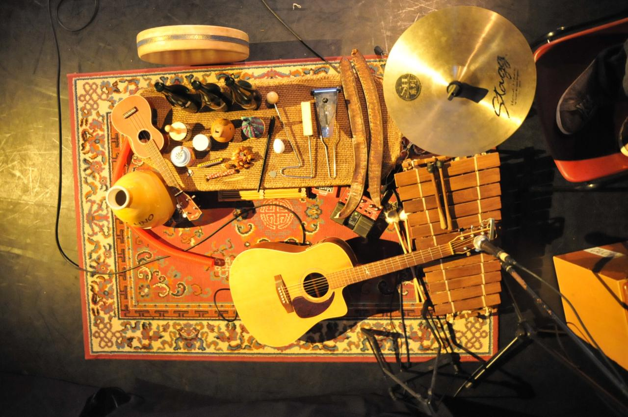 Instruments Miss Terre 2