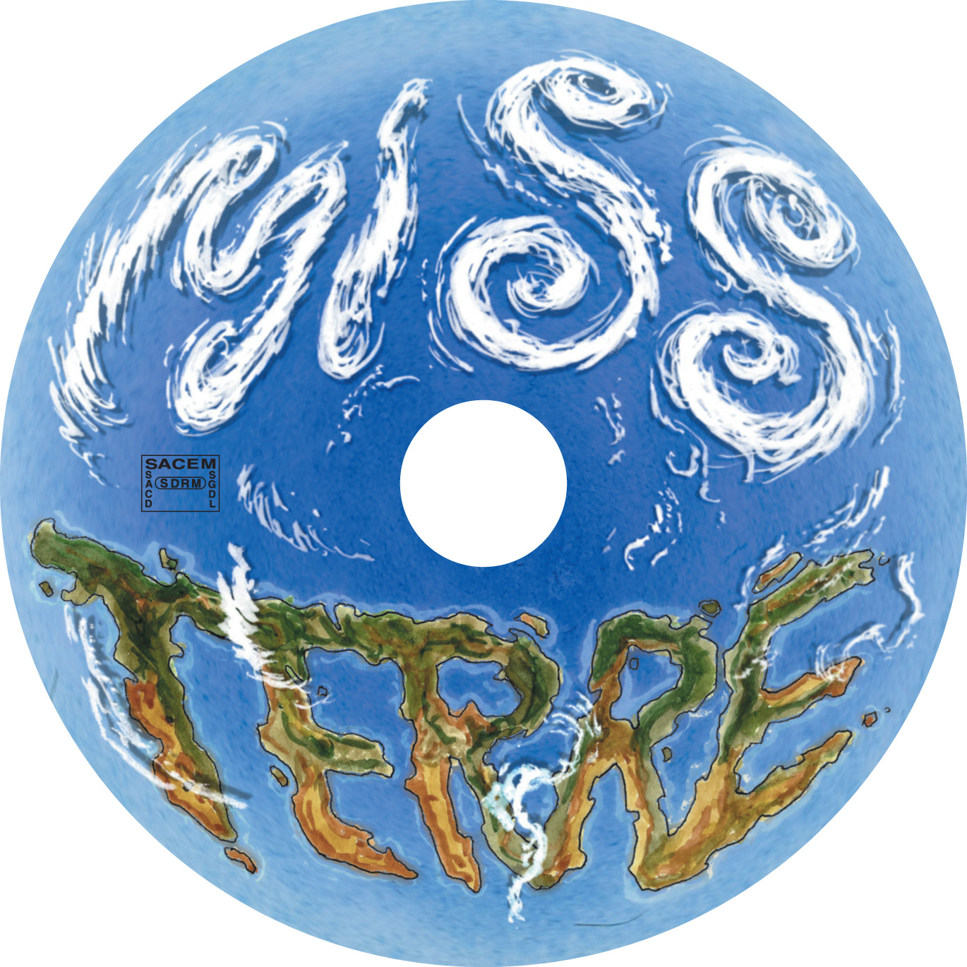 Cd miss terre